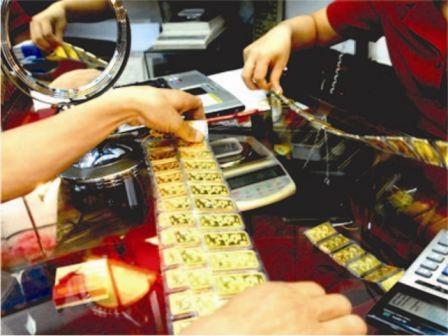 Thị trường vàng miếng đã có những bước ngoặt quan trọng