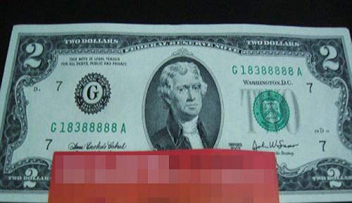 """Đây là những đồng đô la được coi là may mắn nên nhiều người """"săn"""" tìm."""