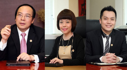 Ba cha con ông Đỗ Minh Phú - Chủ tịch Tập đoàn Vàng bạc đá quý DOJI.