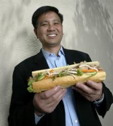 Trùm bánh mỳ Chieu Le