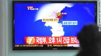 Hàn Quốc theo dõi sát sao diễn biến bên trong Triều Tiên.