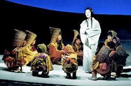 Một cảnh trong vở nhạc kịch