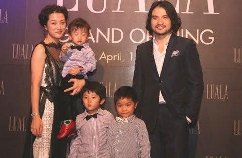 Gia đình Đỗ Ngọc Minh.