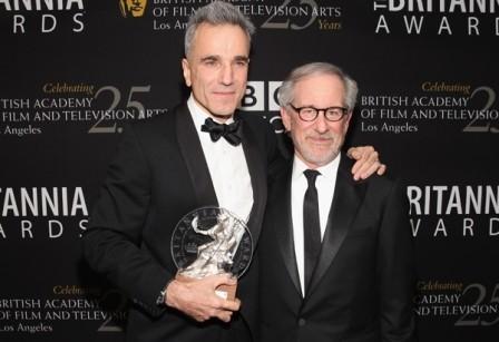 Daniel Day-Lewis và Steven Spielberg sáng giá giành tượng vàng năm nay