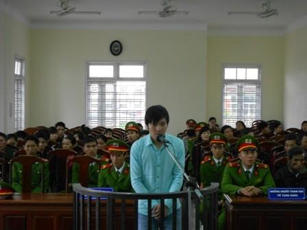 Bị cáo Trương Văn Diện
