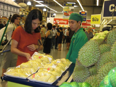 Metro - An Phú (quận 2, TP.HCM) - nơi mua sắm quen thuộc   của người dân thành phố.