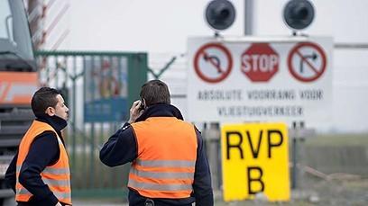 An ninh Bỉ đã bao vây sân bay nơi diễn ra vụ cướp kim cương mới nhất