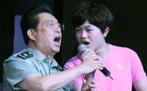 Li Shuangjiang và Li Tianyi. Ảnh: SCMP
