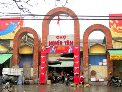 Tiểu thương chợ Nghĩa Tân hoan nghênh Quyết định thu hồi dự án của TP.Hà Nội