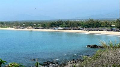 Một góc Khu du lịch Bãi dài Bắc bán đảo Cam Ranh