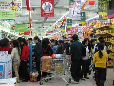 Nghỉ lễ dài sẽ kích cầu tiêu dùng trên thị trường