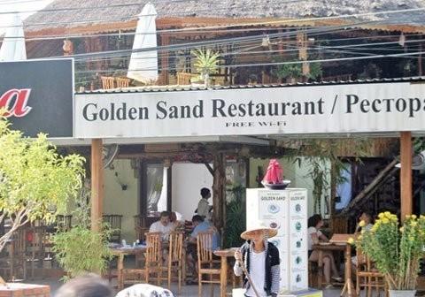 Nhà hàng Cát Vàng không tiếp khách Việt