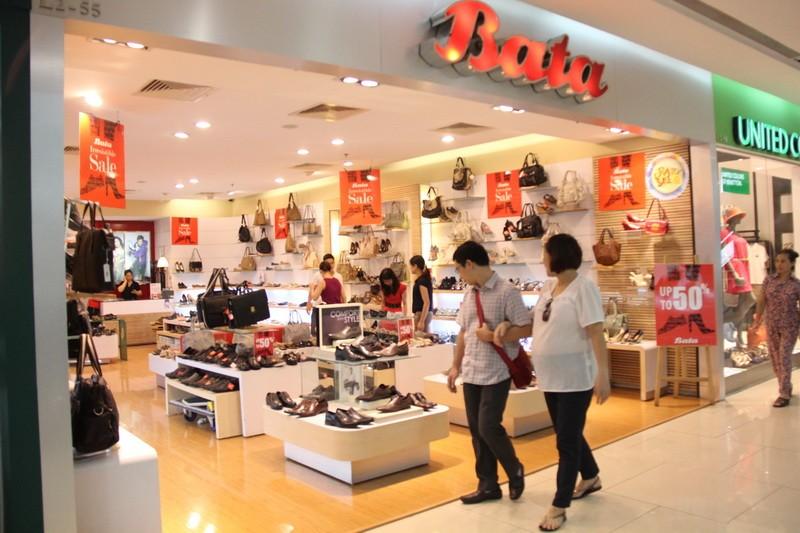 Nhiều thương hiệu nổi tiếng như Bonia, Kelly Bùi, Bata...sẽ có mặt tại VCC Long Biên Outlet