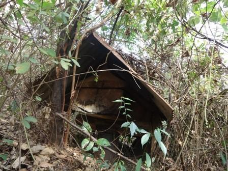 Ngôi mộ Thiên táng cuối cùng tại Việt Nam.