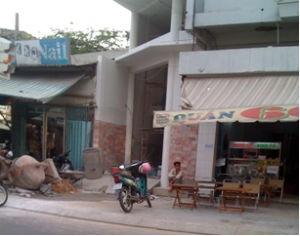 Căn nhà số 70 -72 của cán bộ kháng chiến Trương Văn Kỳ