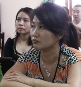 Bà Trần Thị Tiểu Minh