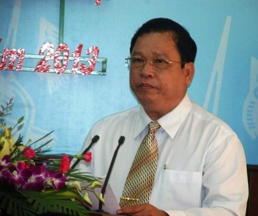 Thiếu tướng Nguyễn Văn Trăm.
