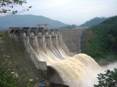 Thủy điện Đắk Mi 4.
