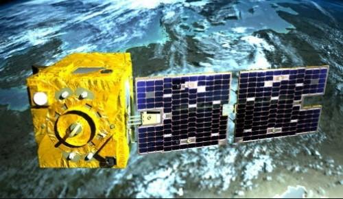 Phác thảo vên tinh viễn thám đầu tiên VNREDSát-1 (nguồn: astrium.eads.net)