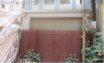 Hộ bà Chiện đã phá tường, mở cửa ra ngõ 39/7 phố Hào Nam