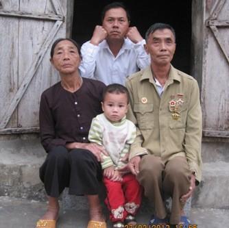 Gia đình nông dân Trần Xuân Lập mong chờ công lý