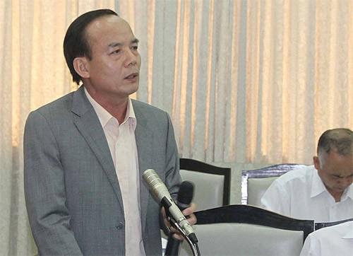Phó cục trưởng Đinh Mạnh Toàn phát biểu tại hội thảo chiều 11/3.