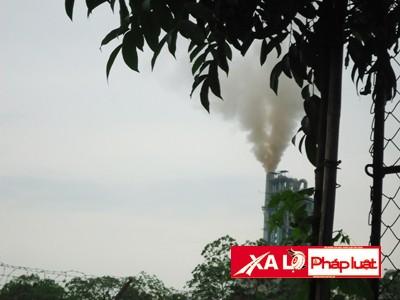 Những cột khói này đang được coi là nguyên nhân của bệnh ung thư