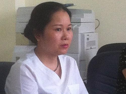 Bà Bùi Thị Phương Hoa sẽ bị buộc thôi việc vì những sai phạm.