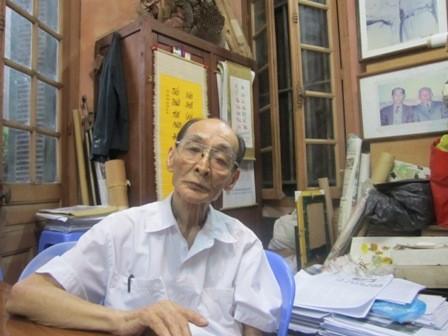 Họa sỹ Phan Kế An bây giờ và thời gian bên Bác Hồ