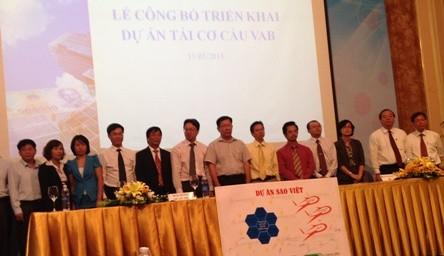 Lễ công bố triển khai dự án tái cơ cấu VietABank