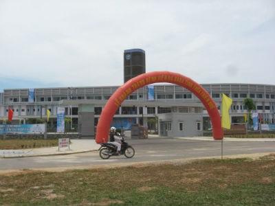 Bệnh viện đa khoa tỉnh Thừa Thiên Huế chính thức đi vào hoạt động.