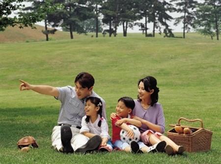 Một chuyến du lịch ngắn hạn cũng giúp trẻ giảm stress.