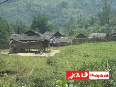 Toàn cảnh ngôi làng chưa từng có tên trên bất kỳ bản đồ nào