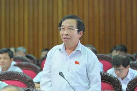 Đại biểu Vũ Tiến Công (Lâm Đồng)