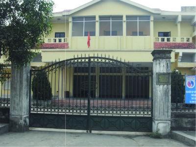 Trung tâm Văn hoá huyện Đức Thọ - nơi có vị Giám đốc thiếu văn hóa