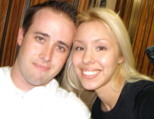 Travis Alexander và Jodi Arias thủa mặn nồng