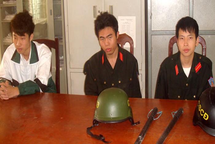 Hai đối tượng giả danh cảnh sát bị bắt giữ