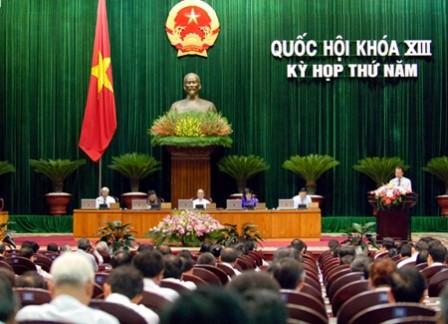 Hôm nay, Quốc hội thảo luận tại Hội trường về Dự thảo sửa đổi bổ sung luật Cư trú