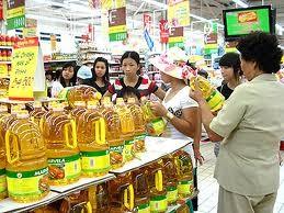 Dầu thực vật tinh luyện nhập khẩu vào Việt Nam bị áo dụng biện pháp tự vệ tạm thời dưới dạng thuế nhập khẩu với mức 5%