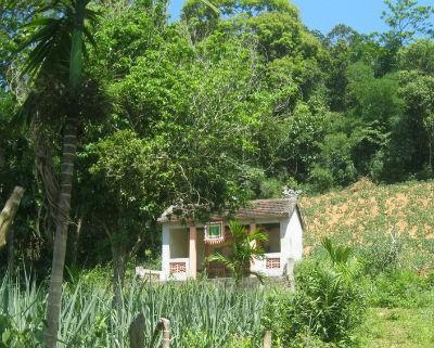"""Đền Khe Thần được dân làng dựng lên để """"tạ ơn"""" suối"""