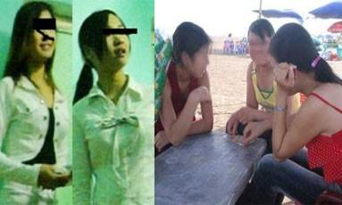 Những cô gái hành nghề mại dâm ở Quất Lâm xuất thân từ nhiều hoàn cảnh khác nhau.