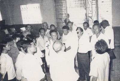 Một buổi gặp mặt của các cựu chiến sĩ Biệt động Sài Gòn