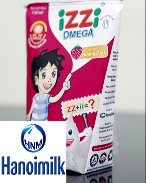 Tại các cửa hàng, những hộp sữa IZZI ngộ nghĩnh hình tam giác của Hanoimilk giờ dần biến mất khỏi quầy kệ.