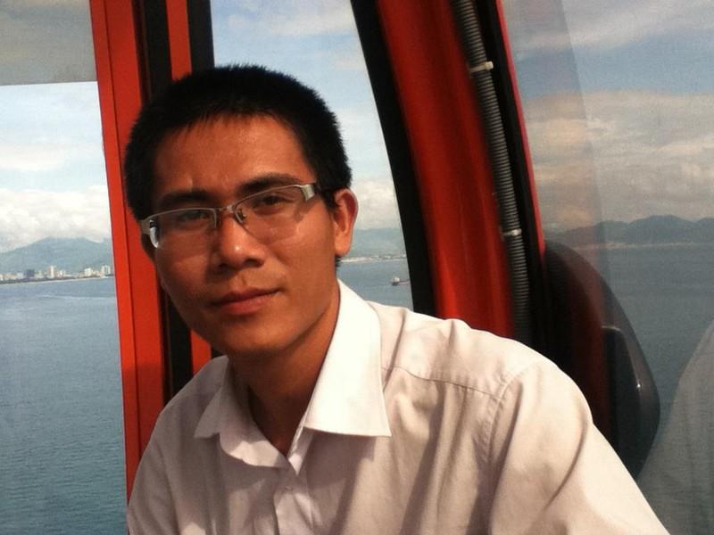 Anh Trần Duy Hải đã buôn bán bất động sản ngay khi còn đang là sinh viên năm hai.